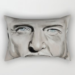Peter Gabriel Rectangular Pillow