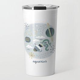 Aquarius Air Travel Mug
