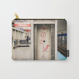 Disconnect Carry-All Pouch