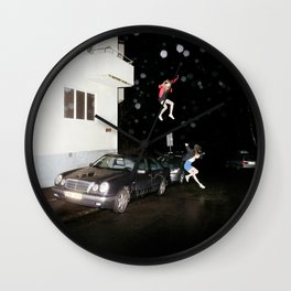 Brand New - Science Fiction Wall Clock