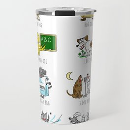 Know Your Dogs Travel Mug