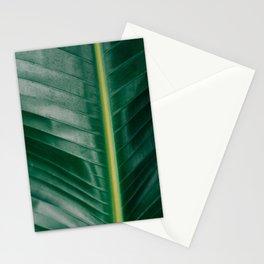 Tropical Leaf Stationery Cards