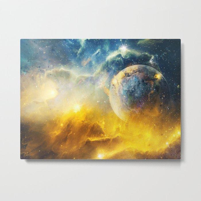 Dreaming the Stars Metal Print