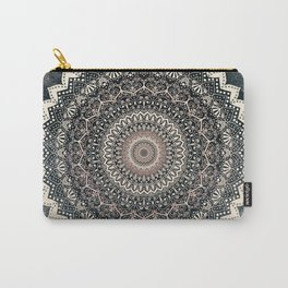 WARM WINTER MANDALA Carry-All Pouch