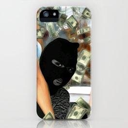 """""""B A D  B O Y"""" iPhone Case"""