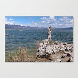 Mono Lake Tufa Formation  Canvas Print