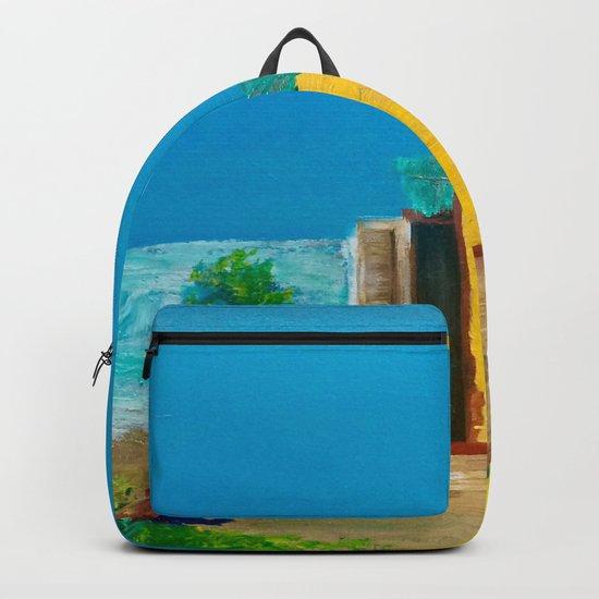 Jamaica. Jamaican Blues Backpack
