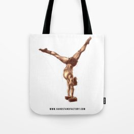 Half Kick Up Sketch Tote Bag