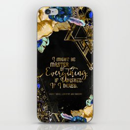 Master of Everything (ACOMAF) iPhone Skin
