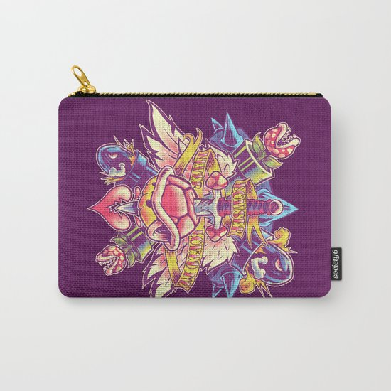 BOWSER NEVER LOVED ME Carry-All Pouch