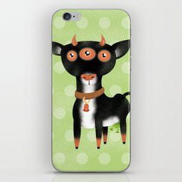 Cowter Space iPhone Skin