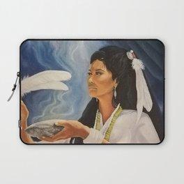 Native American Shaman Laptop Sleeve
