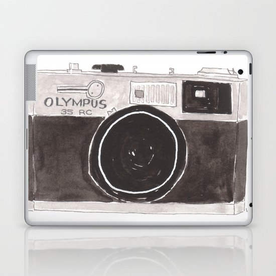 My Camera, Your Camera Laptop & iPad Skin