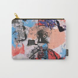 SAMO is Alive Carry-All Pouch