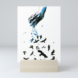 salt Mini Art Print