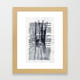 Untitled 003 Framed Art Print
