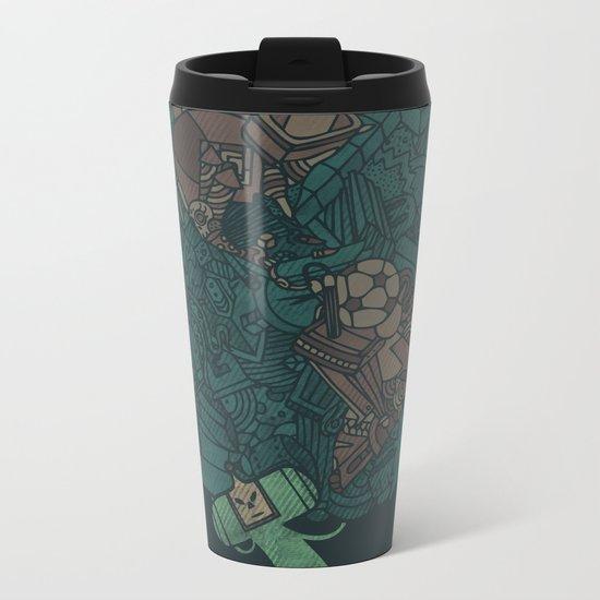 Prince Atlas Metal Travel Mug