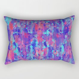 Abstract Prject Rectangular Pillow