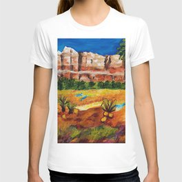 Courthouse Butte Rock, Sedona Arizona T-shirt