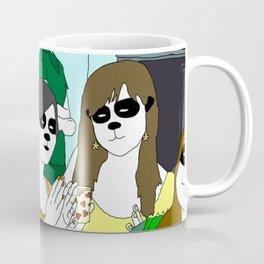 Formal Ladies Coffee Mug