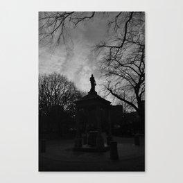 Tompkins Square Park Canvas Print