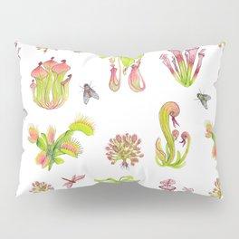 Carnivorous Plants Pillow Sham