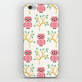 Owl Grove iPhone Skin