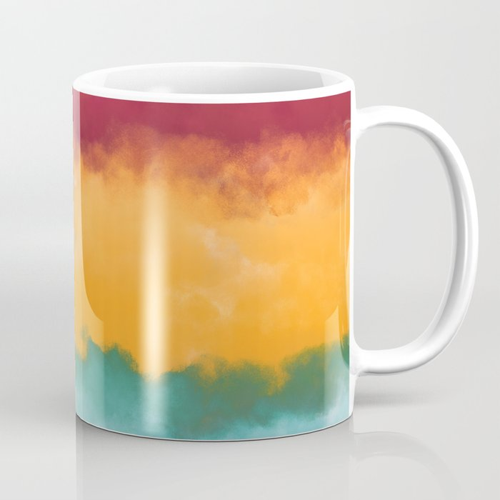 Storm at Coast Coffee Mug
