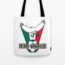 Mexico El Tri ~Group F~ Tote Bag