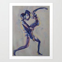 Trust Art Print