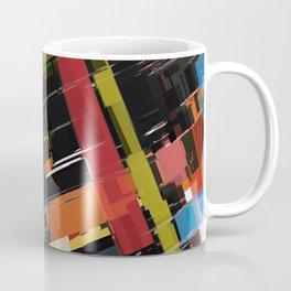 Abstract Composition 608 Coffee Mug
