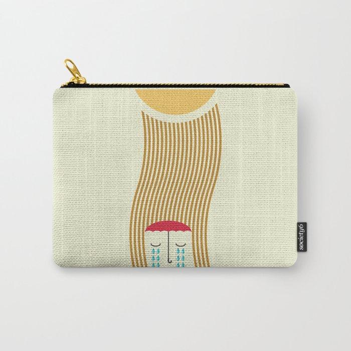 sun-rain Carry-All Pouch