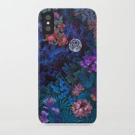 Space Garden iPhone Case