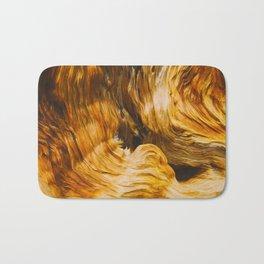 Wood Texture Bath Mat