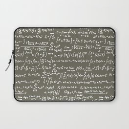 Math Laptop Sleeve
