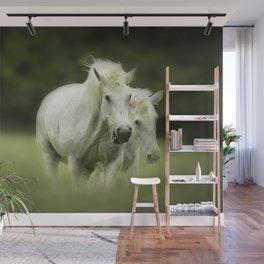 You & Me Wall Mural