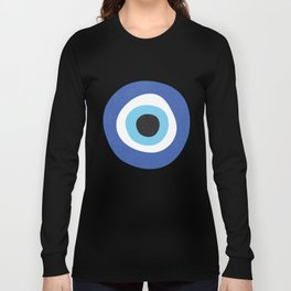 Evi Eye Symbol Long Sleeve T-shirt