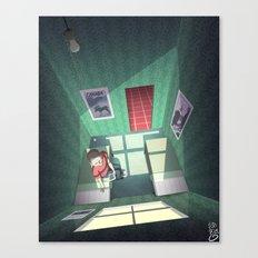 Canada (Richard Ford) Canvas Print
