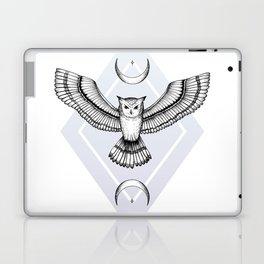 Mystic Owl Laptop & iPad Skin