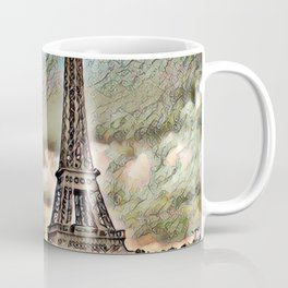 Toony Travel - Paris Coffee Mug