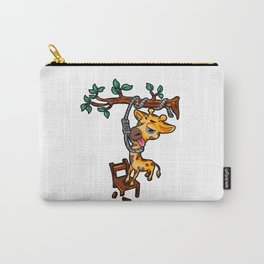 giraffe Suicide Carry-All Pouch