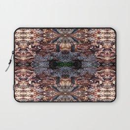 Tomahawked Tree Bark Laptop Sleeve