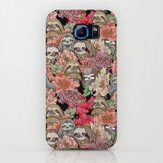 Because Sloths Galaxy S6 Slim Case