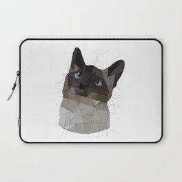 Siamese Cat Laptop Sleeve