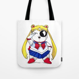 Sailor Moon Cat Tote Bag