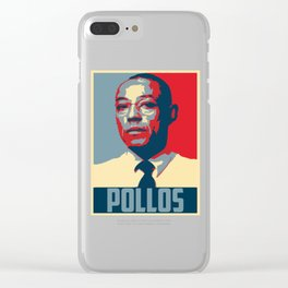 breaking Bad Clear iPhone Case