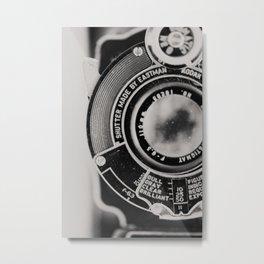 vintage Kodak camera #2 ... Metal Print