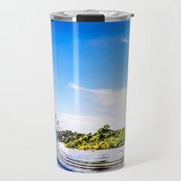 Tropical Wave Travel Mug