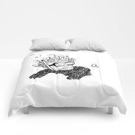 Hugo Lasavanne - N/B Comforters