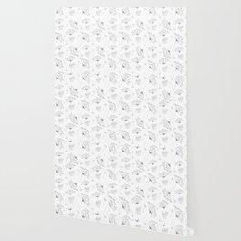 Umbel flowers repeat Wallpaper